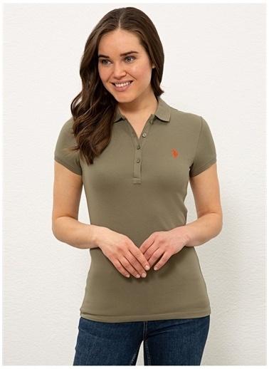 U.S. Polo Assn. U.S. Polo Assn. T-Shirt Haki